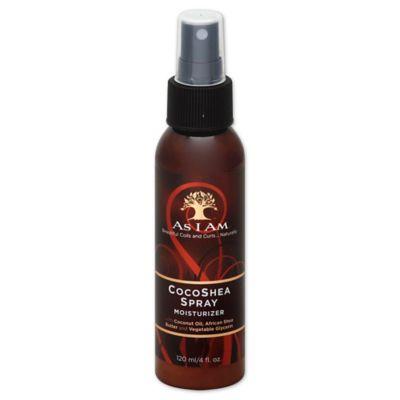 As I Am® CocoShea Hair Spray Moisturizer