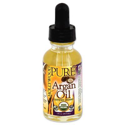 Hollywood Beauty® 1 oz. Pure Argan Oil