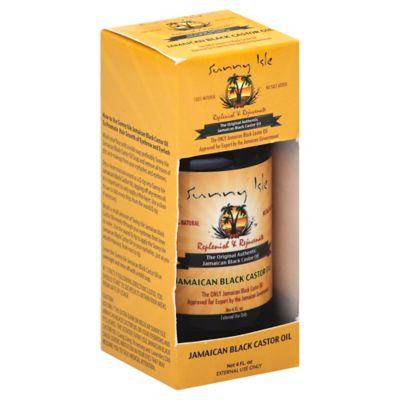 4 Oz. Jamaican Black Castor Oil
