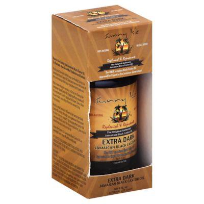 Sunny Isle 4 oz. Jamaican Black Castor Oil Extra Dark