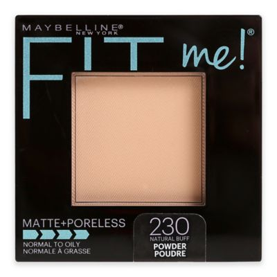 Maybelline® Fit Me!® Matte + Poreless Powder in Natural Buff