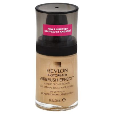 Revlon Photoready Airbrush Effect™ Makeup in Natural Beige 005