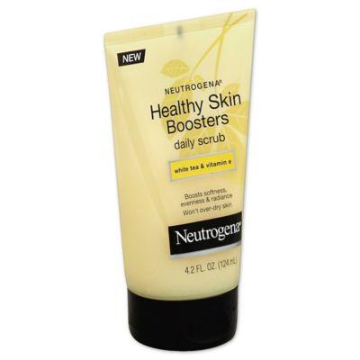 Neutrogena® 4.2 oz. Healthy Skin Boosters Daily Scrub