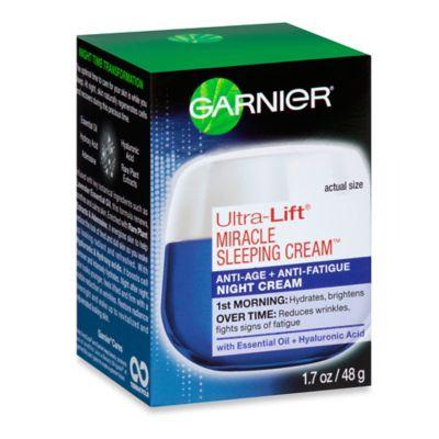 Garnier® Ultra Lift® 1.7 oz. Miracle Anti-Fatigue Night Sleeping Cream
