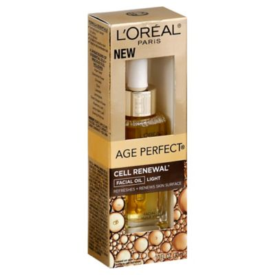 L'Oréal® Age Perfect® 1 oz. Cell Renewal Golden Serum