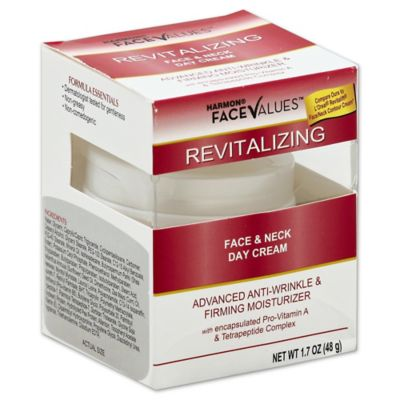 Harmon® Face Values™ Revitalizing 1.75 oz. Face & Neck Day Cream