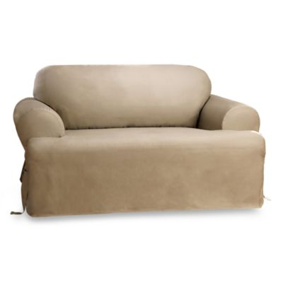 Linen Loveseat Slipcovers