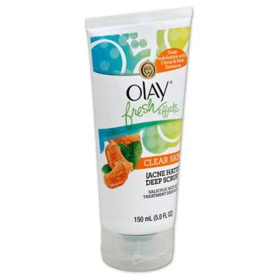 Olay® Fresh Effects 5 oz. Acne Hater Deep Scrub