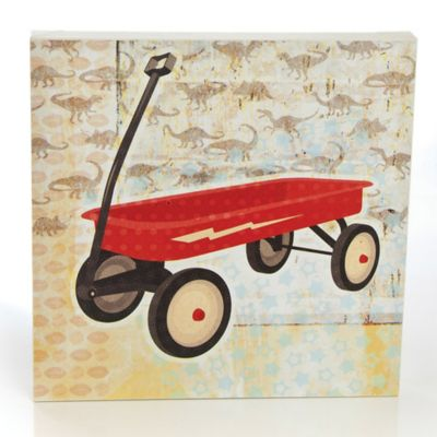Glenna Jean Echo Wagon Canvas Wall Art
