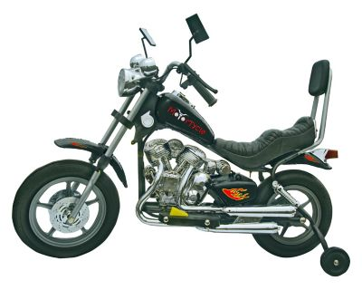 GiGGo Toys The MotorTycle Battery Powered Ride-On Motorcycle