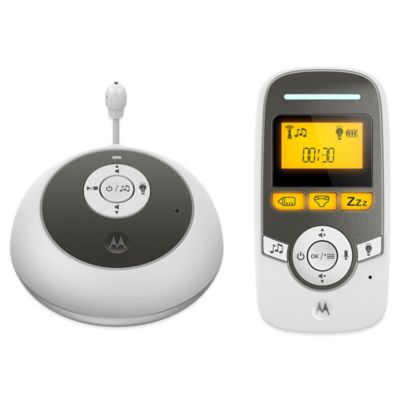Motorola® MBP161TIMER Digital Audio Monitor