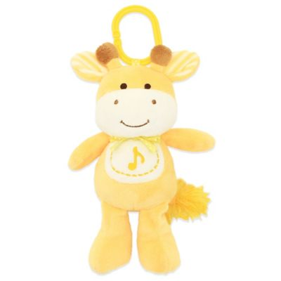 Glo Pals Giraffe Plush