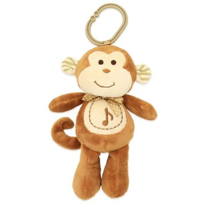 Glo Pals Monkey Plush