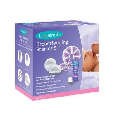 Lansinoh® Breastfeeding Starter Set