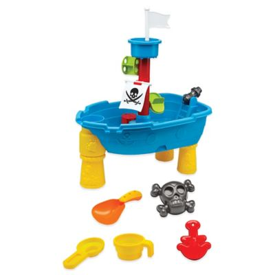 Kidoozie™ Pirate Ship Sand and Water Table