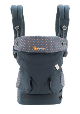 Ergobaby™ Four-Position 360 Baby Carrier in Dusty Blue