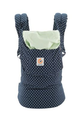Ergobaby™ Original Collection Baby Carrier in Indigo Mint Dots