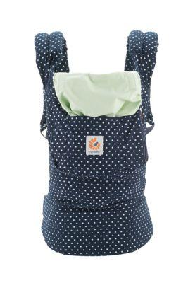 Ergobaby™ Original Collection Baby Carrier in Indigo Mint Dots