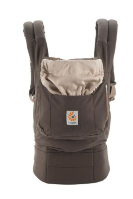 Ergobaby™ Organic Collection Baby Carrier in Dark Cocoa