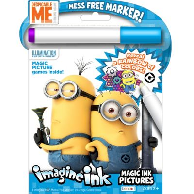 Despicable Me™ Magic Ink Pictures Book