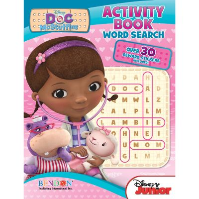 Disney Doc McStuffins Activity Book