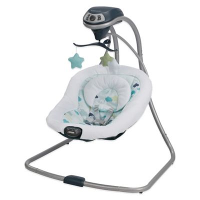Graco® Simple Sway™ Swing in Stratus™