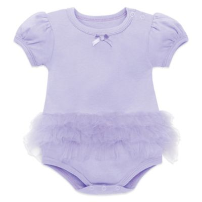 Elegant Baby® Size 6-9M My First Tutu Bodysuit in Lavender