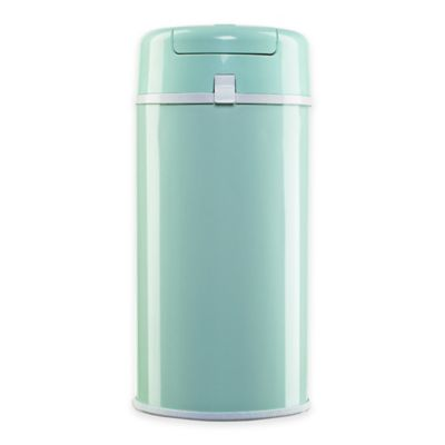 Bubula Steel Extra Large Diaper Pail in Sage