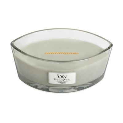 WoodWick® HearthWick Flame® Fireside Large Candle
