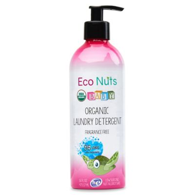 Eco Nuts 10 oz. Organic Baby Liquid Laundry Soap