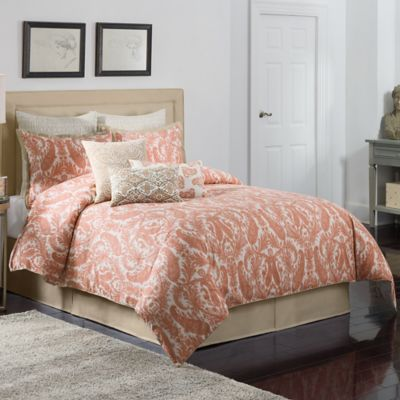Coralie King Comforter Set