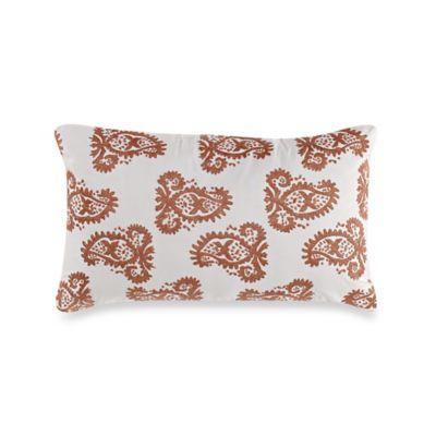 Coralie Oblong Throw Pillow