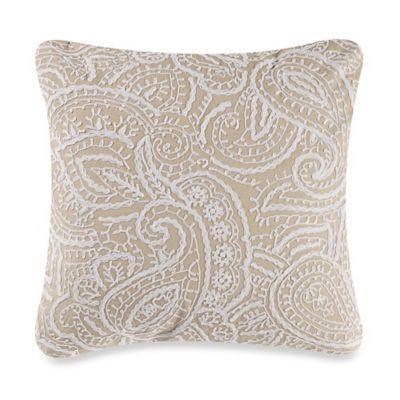 Coralie Square Throw Pillow