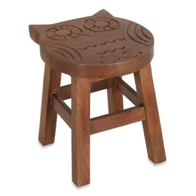 Safavieh Tawny Owl Mini Step Stool