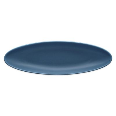 Colorwave Oblong Tray in Blue
