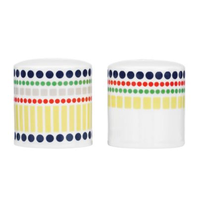 kate spade new york Hopscotch Drive Salt and Pepper Shakers