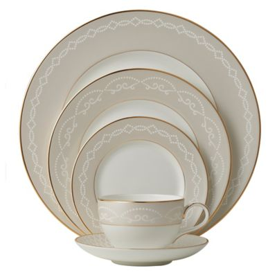 Monique Lhuillier Waterford® Cherish 5-Piece Place Setting