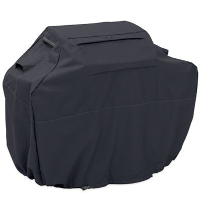 Classic Accessories® Ravenna Small/Medium Grill Cover in Black