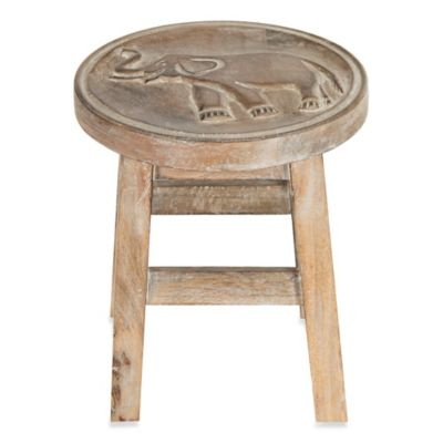 Safavieh Hathi Elephant Mini Step Stool