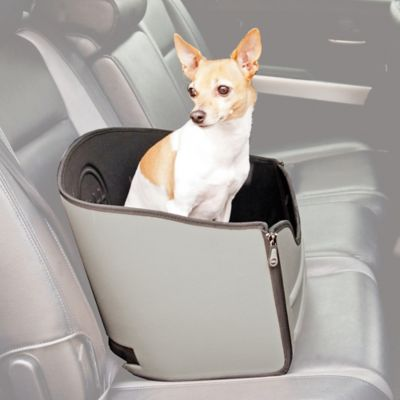 Pet Travel Booster Seat in Grey