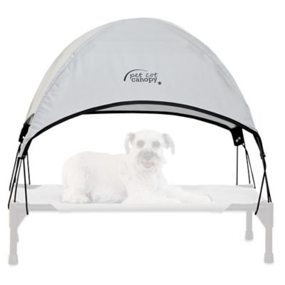 Gray Pet Cots