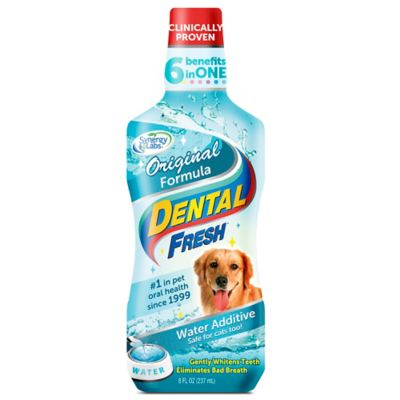 Dental Fresh Original Water Additive for Dogs
