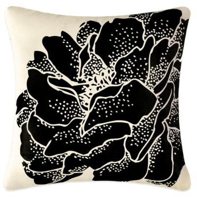 Dandridge Botanical High-Definition Print Square Throw Pillow