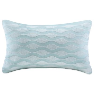 Harbor House Maya Bay Quilted Oblong Throw Pillow