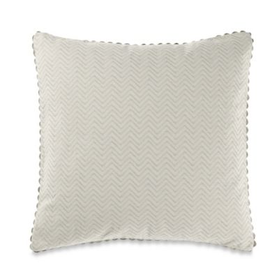 Vera Wang™ Freesia Square Throw Pillow