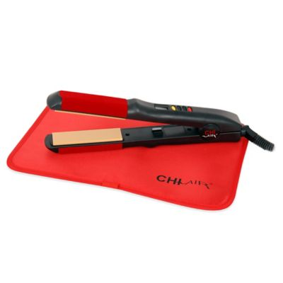 CHI Air 1-Inch Microchip Ceramic Hairstyling Iron in Black