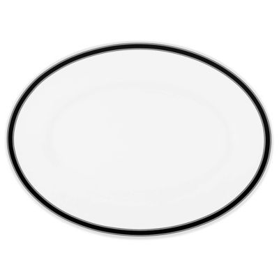 kate spade new york Concord Square Oval Platter