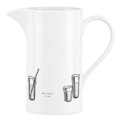 kate spade new york Concord Square Cause a Stir Pitcher