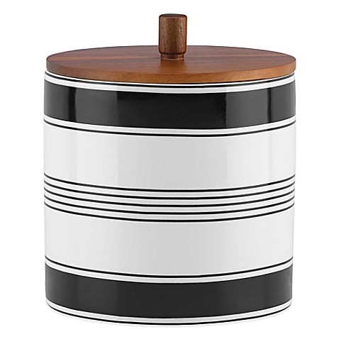 Kate spade new york concord square large canister with for P s furniture concord vt