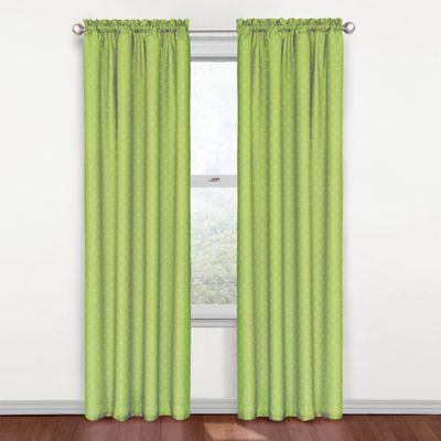 Green Window Curtains Kids